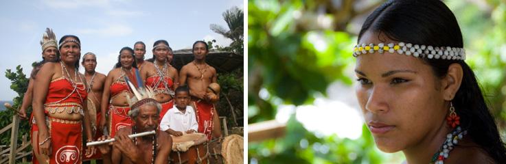 riserva indigen caribe dominica
