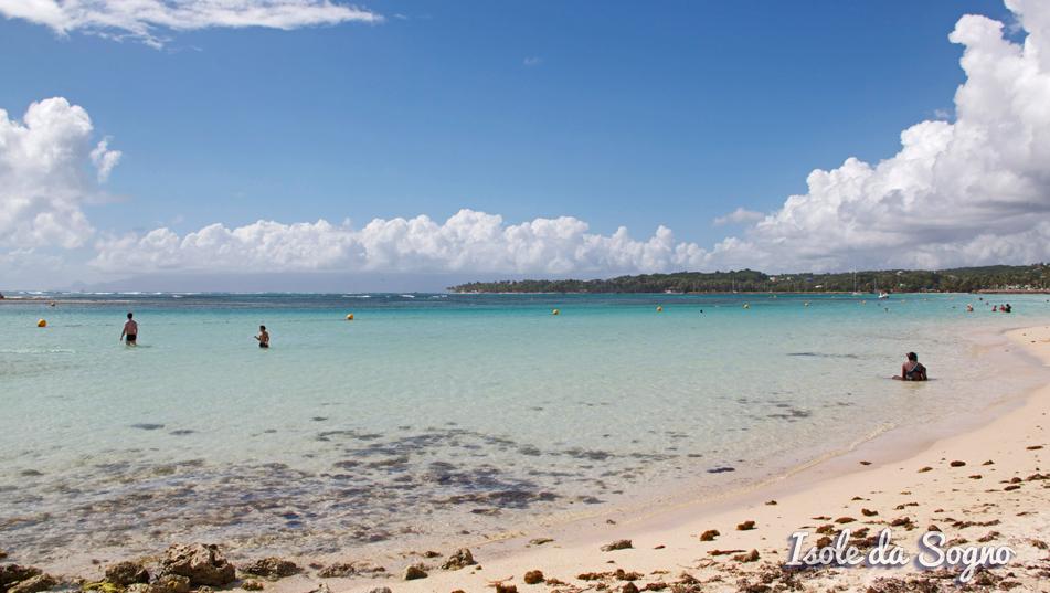 Spiaggia Guadalupa Sainte Anne