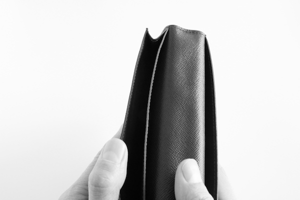 普通の会社員が貯金しても、なかなかお金は貯まらない