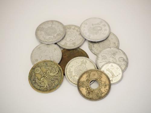 古銭・古紙幣・小判大判・硬貨は高い値段で売れる