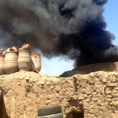 Burning rubber: the problem of tyre-fuelled kilns