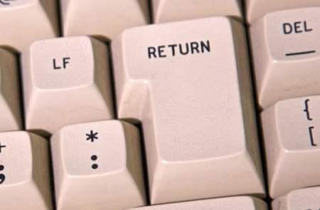 Computer Return