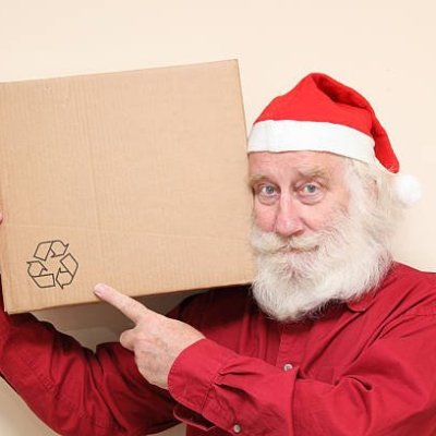 Jingle bins: the best Christmas recycling campaigns