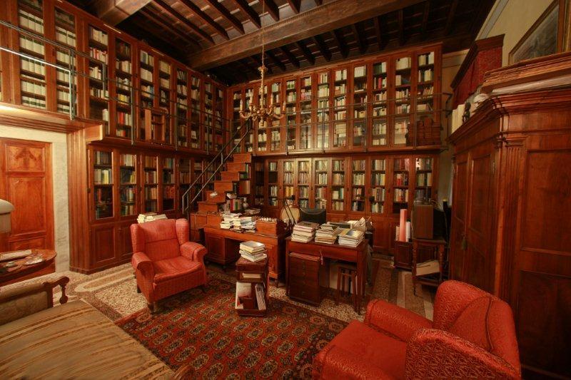 Mobili Studio Biblioteca per abitazione privata