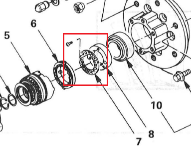 Isuzu Trooper Front End Parts Diagram. Isuzu. Auto Wiring