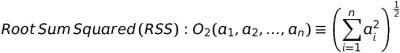 root sum squared
