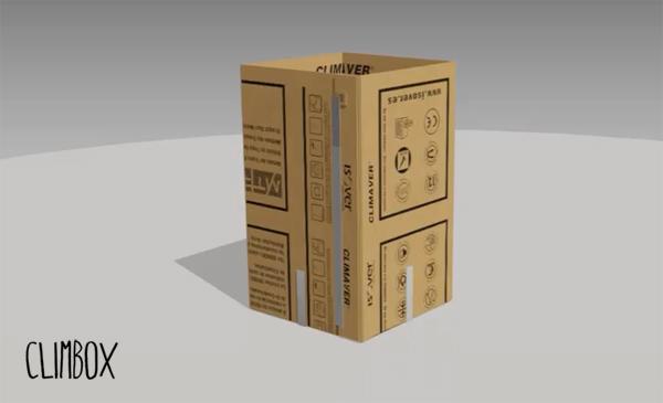 Ecodiseño, reutilización del embalaje CLIMAVER