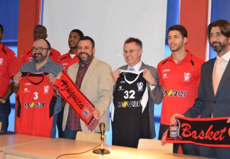 ISOVER Basket Azuqueca. Orgullosos de nuestro equipo