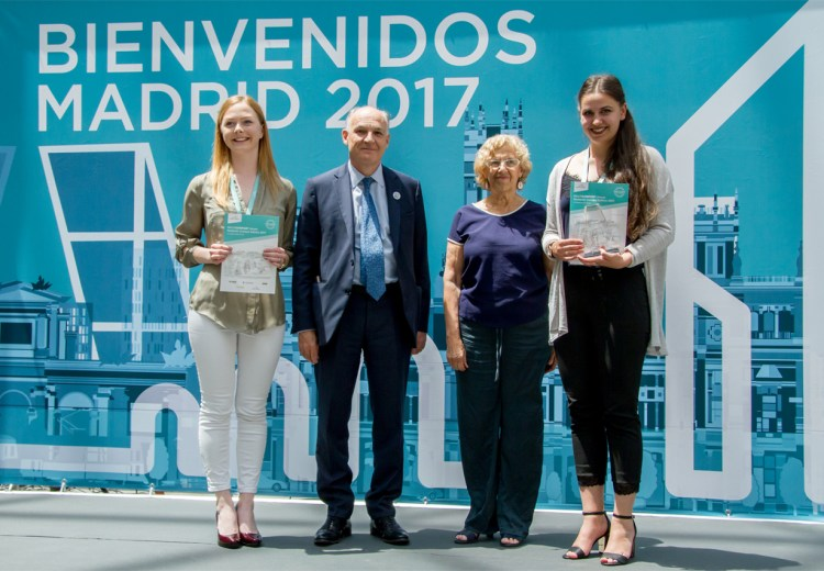 Primer Premio Multi-Confort House Saint-Gobain Madrid 2017