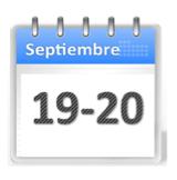 19 al 20 de septiembre de 2017