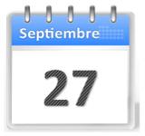 27 de septiembre de 2017