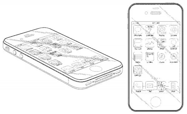 Apple ottiene un brevetto per il design dell'iPhone 4