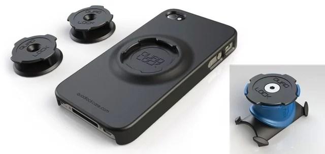 Quad Lock Case un case per iPhone veramente versatile  iSpazio
