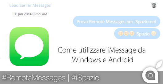 imessage-su-Windows-e-Android