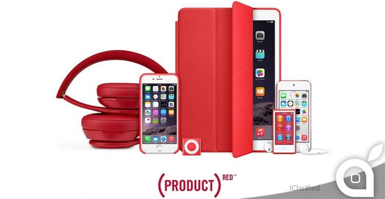 apple (PRODUCT) Red