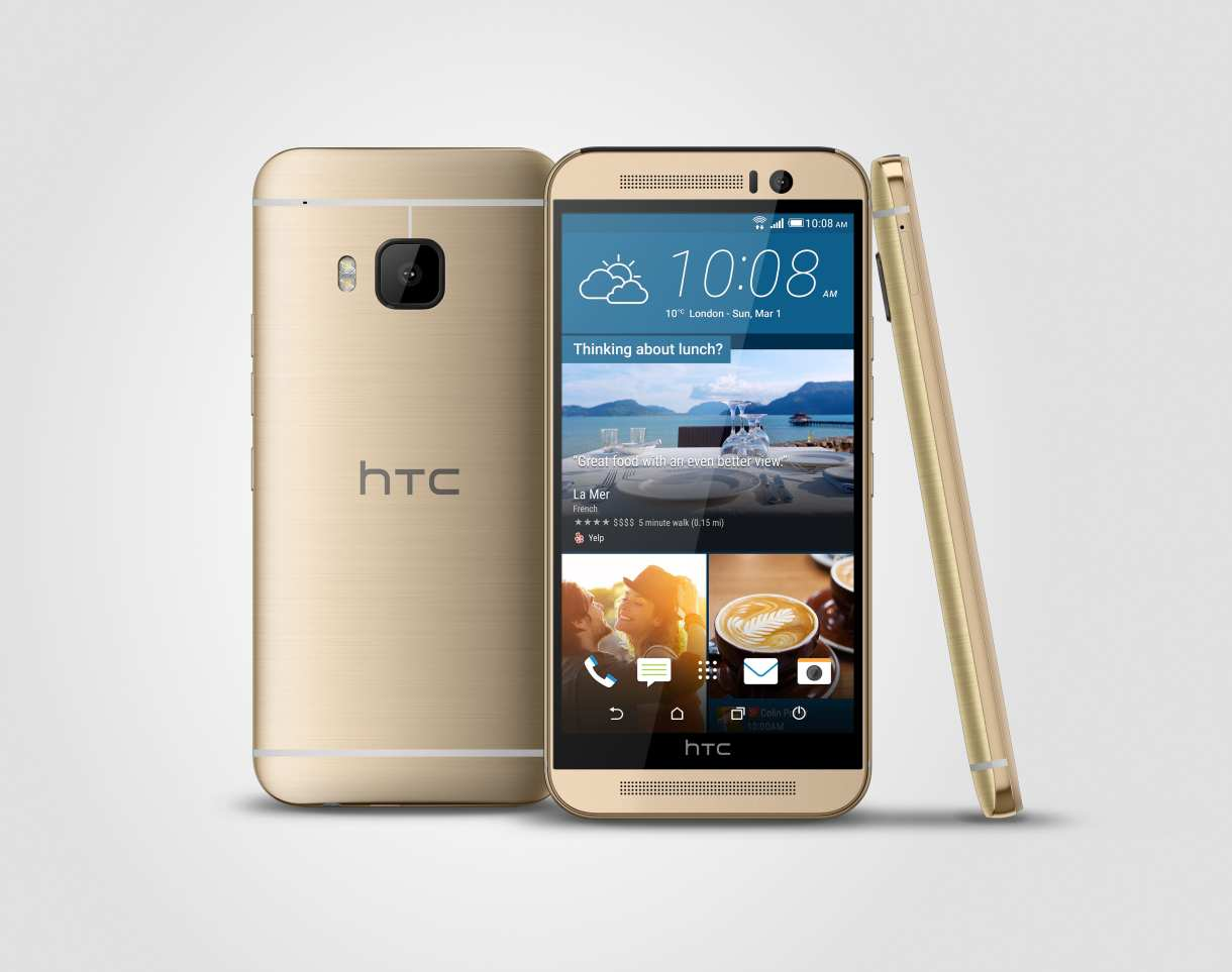 HTC One M9_Gold_3V