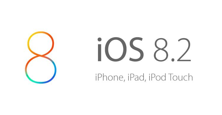 Apple rilascia iOS 8.2 [Changelog e Link Diretti al