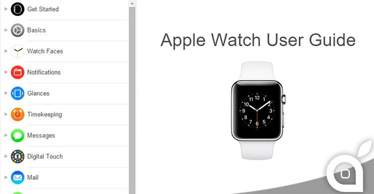 applewatchmanualeutente