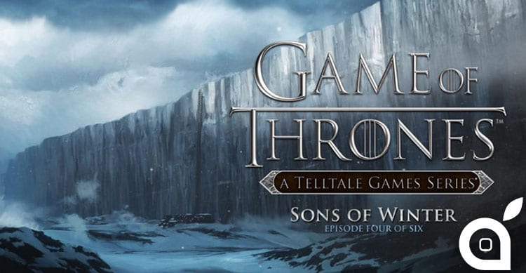 games of throne - winter sons