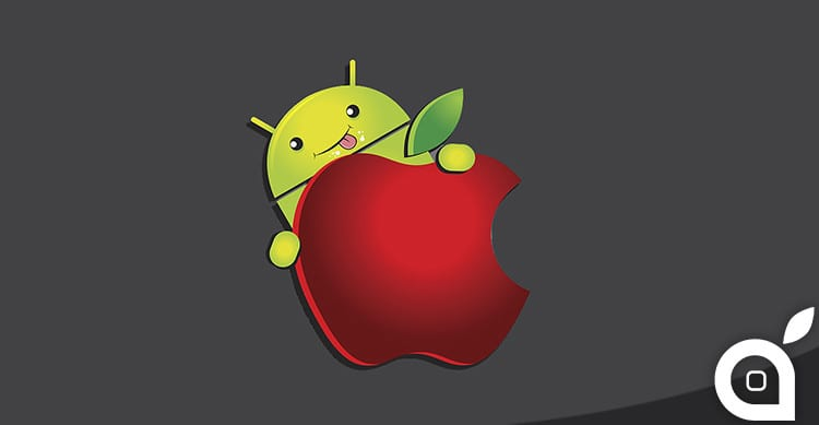 apple e android