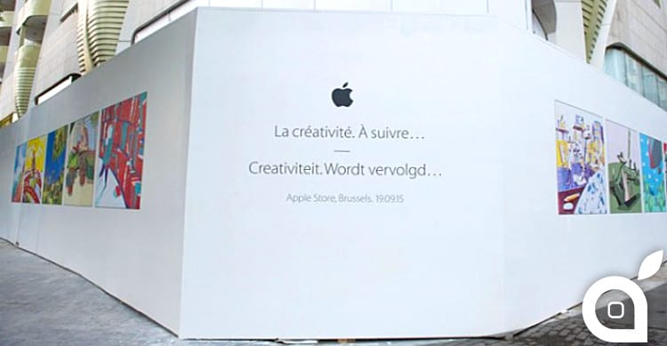 apple store bruxelles