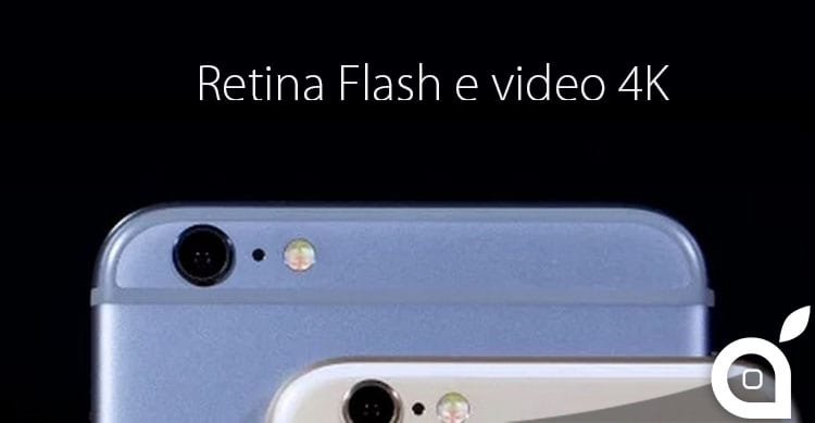 retina flash video 4k