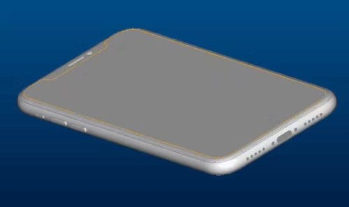 iPhone 8 CAD