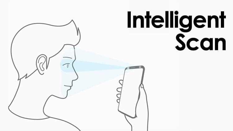 Intelligent Scan è la risposta di Samsung al Face ID di