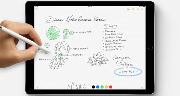 10 App Per Ipad Con Supporto Ad Apple Pencil Da Non Perdere