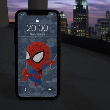 marvel spiderman wallpaper ispazio