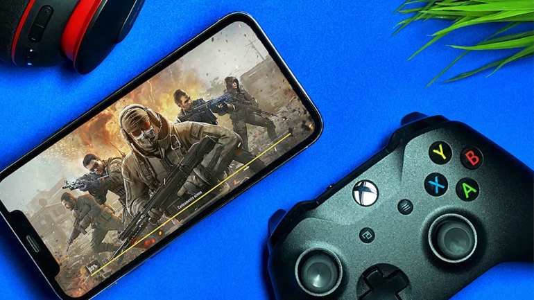 Supporto controller Call of Duty Mobile