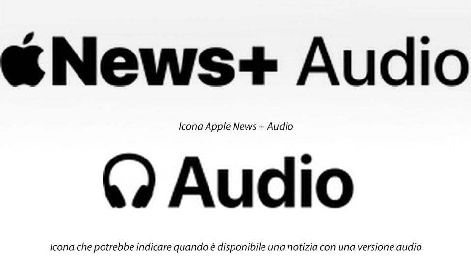 Apple News + Audio