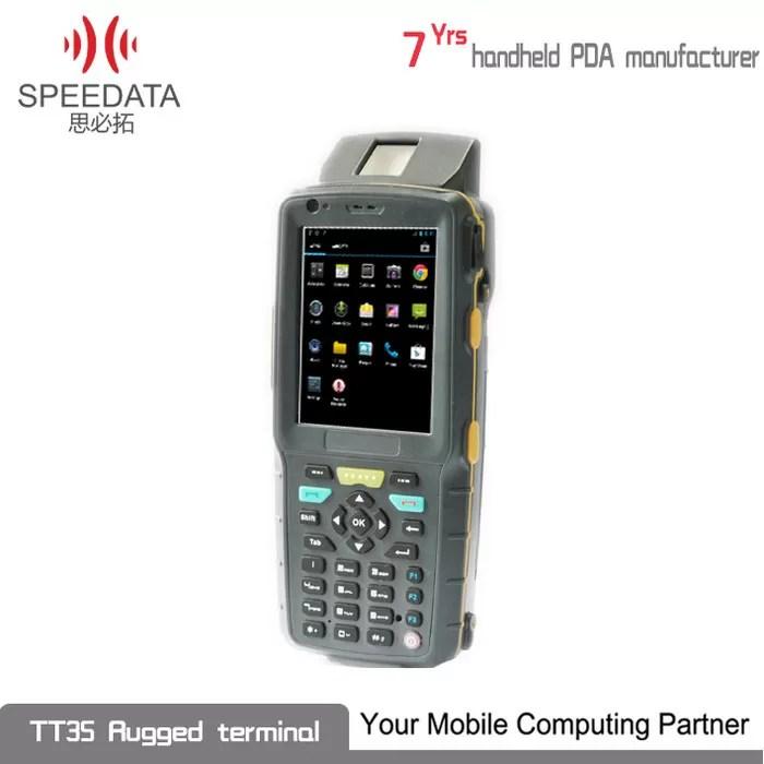 waterproof outdoor biometric fingerprint