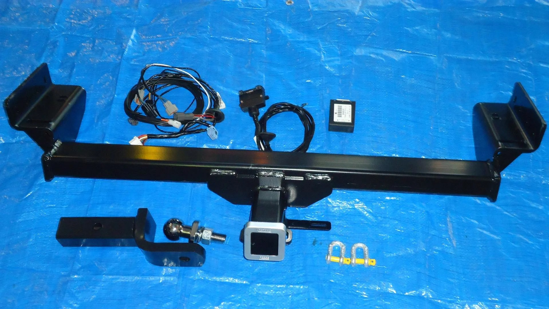 hight resolution of towbar kit of bmw x5