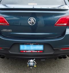 towbar installation for  [ 1364 x 768 Pixel ]