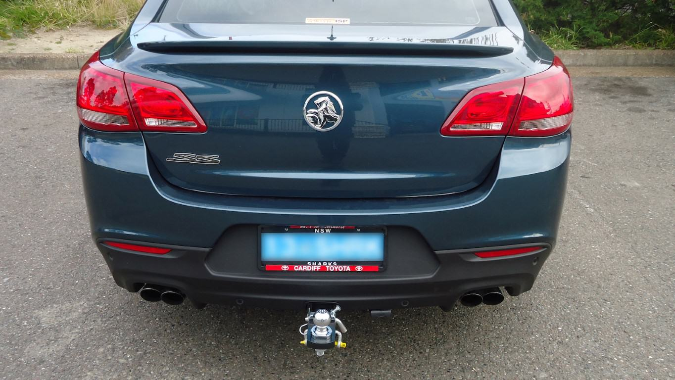 hight resolution of towbar installation for
