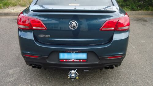small resolution of towbar installation for