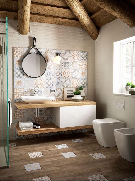 Arredo bagno 25 idee per progettare bagni moderni  Ispirando