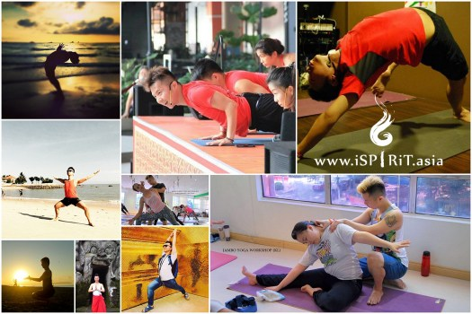 Profile Unity~ 90-minute Yoga Theme Class With Nick Heng