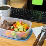Gesund Essen Im Buro Hausgemachtes Zum Mitnehmen