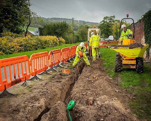 gigaclear fastershire fttp build