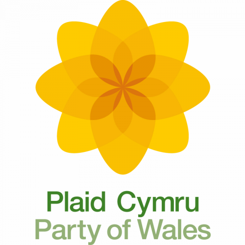 Plaid cymru logo - the party of wales uk