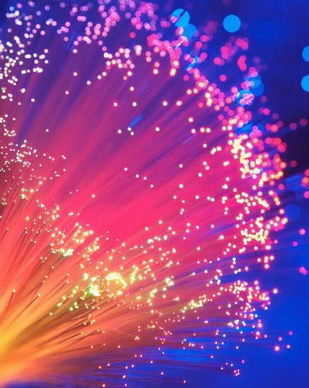 fibre optic red and blue broadband cables 2018