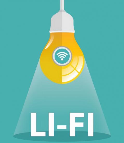 vlc lifi visible light wireless network bulb