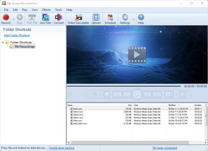 Ekran Kaydedicim Pro