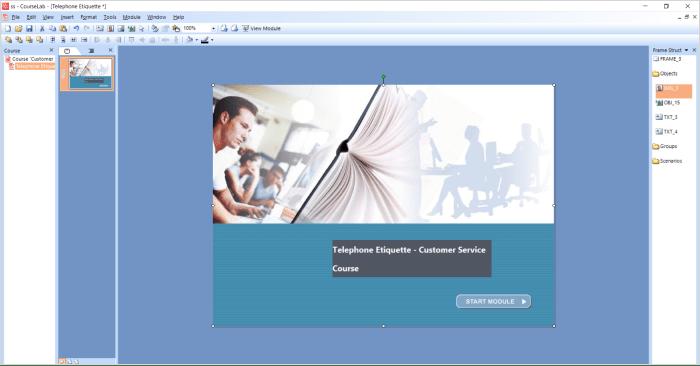 CourseLab ücretsiz yazma aracı