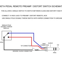theta pedal remote switch schematic [ 2750 x 2125 Pixel ]