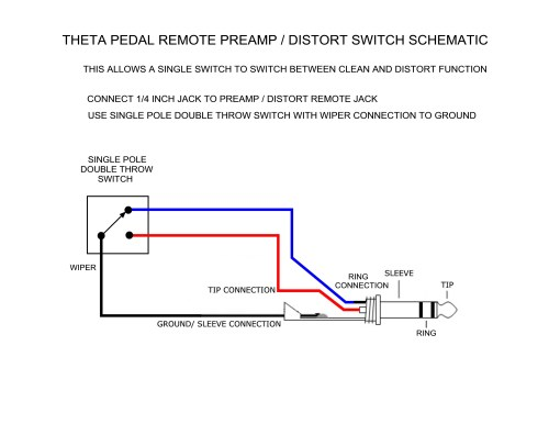 small resolution of theta pedal remote switch schematic