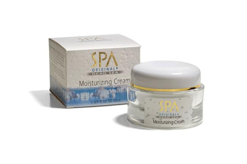 Buy Dead Sea Spa Cosmetics Original Moisturizing Cream ...