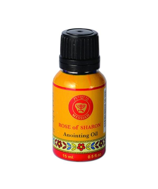Anointing Oil Rose Of Sharon Fragrance 15 Ml